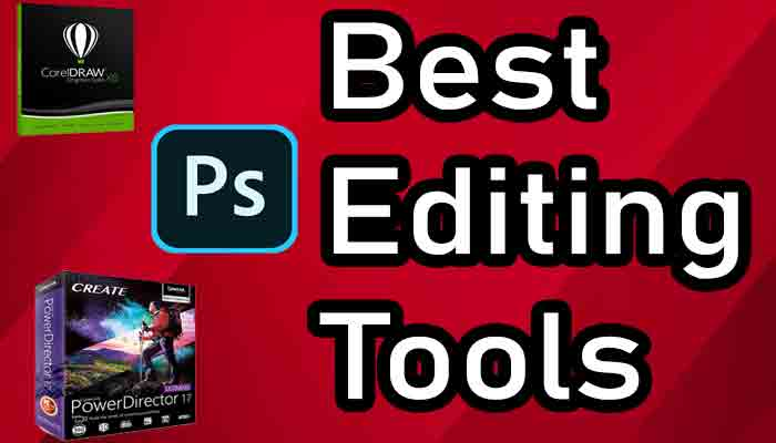 Choose Best Editing Software