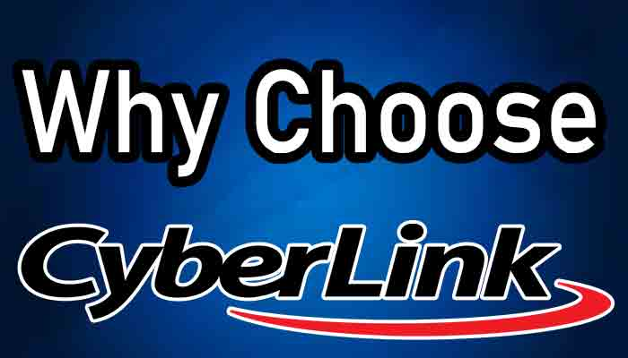 Cyberlink Editing Software