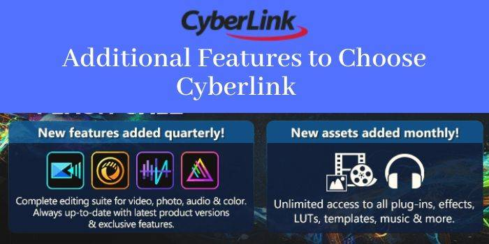 Additional Features Of Cyberlink