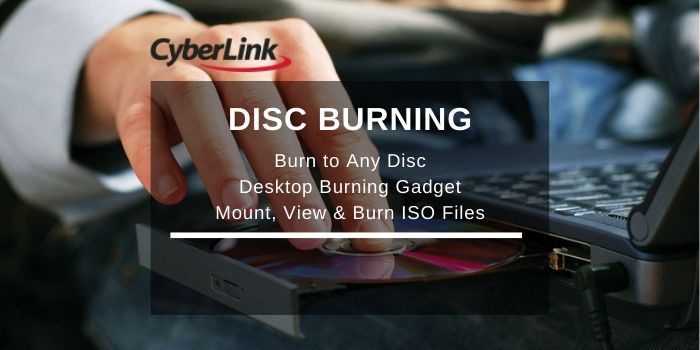 Cyberlink Disk Burning