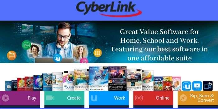Cyberlink Software Coupon
