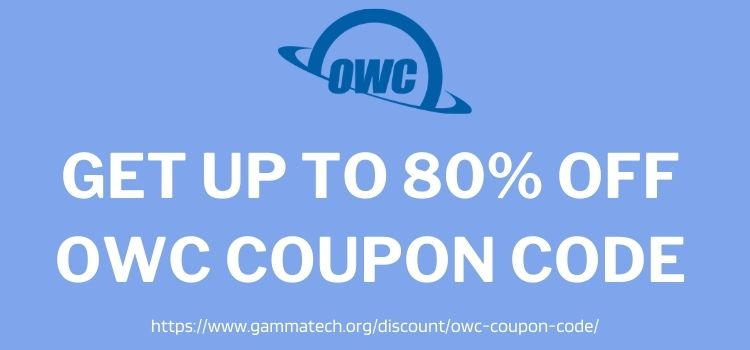 GEt up to 80% off owc coupon code
