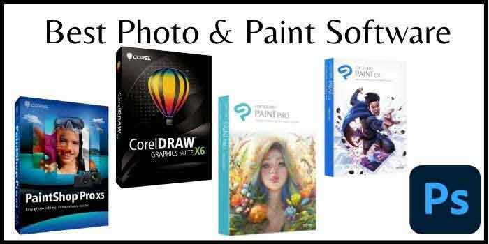 Best Photo & Painting Software