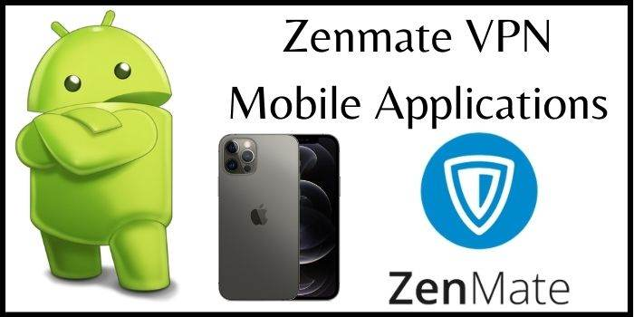Zenmate VPN Mobile Application