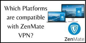 Zenmate VPN Platform