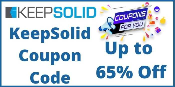 Keepsolid Coupon Code