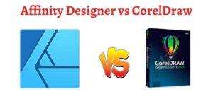 Affinity Designer vs CorelDraw