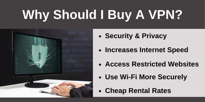 Reasons Why to use VPN