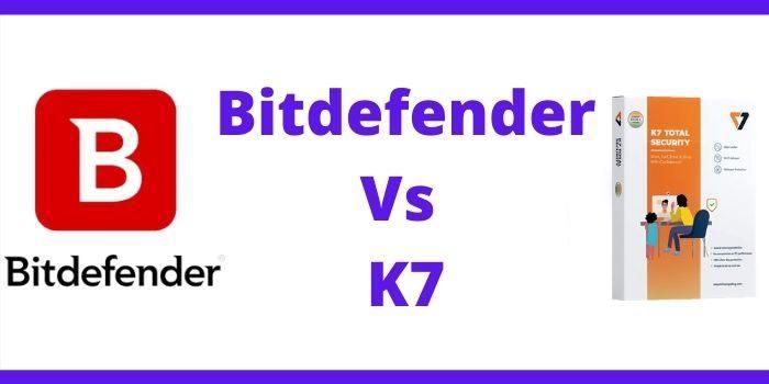 Bitdefender VS K7