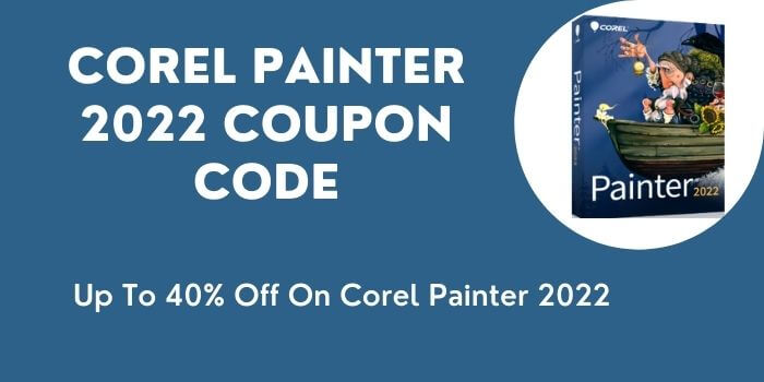 Corel Painter 2022 Coupon Code