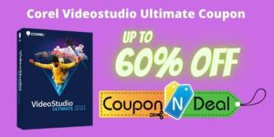 Corel Videostudio Ultimate 2021 Coupon Code