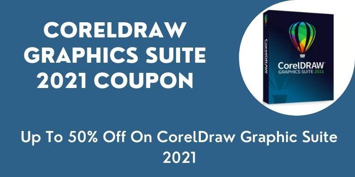 CorelDRAW Graphics Suite 2021 Coupon
