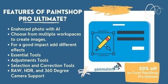 Paintshop Pro Ultimate Promo Code
