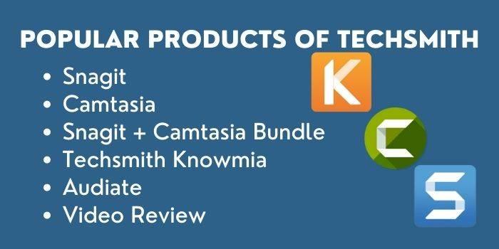 Techsmith Camtasia & Snagit Coupon Code
