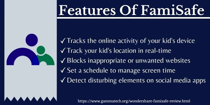 famisafe pros and cons