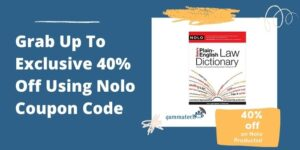 nolo coupon code www.gammatech.org