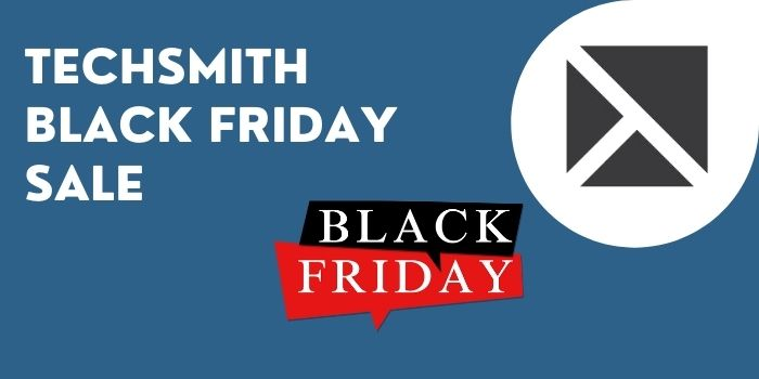 Techsmith Black Friday Sale and Cyber Monday Deals