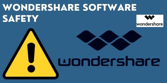 Wondershare Software Safe